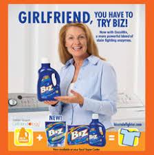 biz detergent