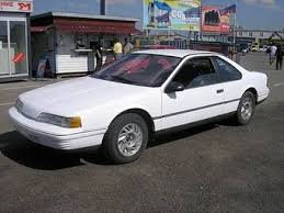 89 ford thunderbird