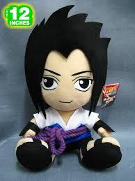 sasuke plushies