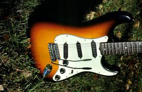 ritchie guitar