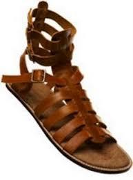 gladiator mens sandals