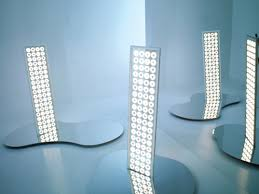 lighted glass