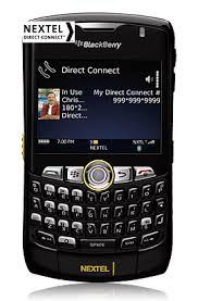 nextel 8350i blackberry