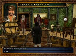 teague sparrow