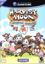 harvest moon magical melody game cube