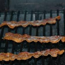grilling bacon