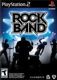 rockband 1 ps2