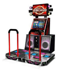 arcade dance machines