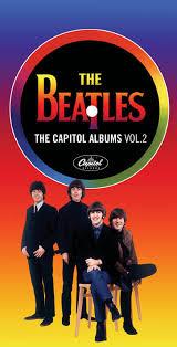 beatles capitol records