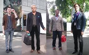mens sixties fashion