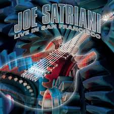 live in san francisco joe satriani