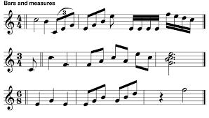 notes bar
