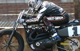 flattrack motorcycle