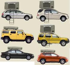 car top tents