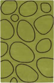 green brown rugs