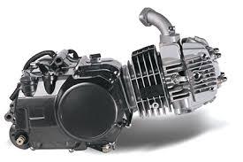 honda bike motor