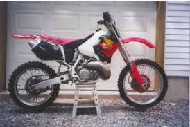 1995 honda cr250