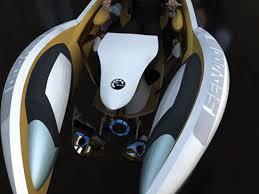 underwater propulsion vehicle