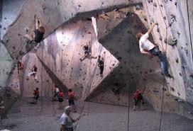 indoor climbing centres