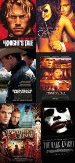 movies of heath ledger
