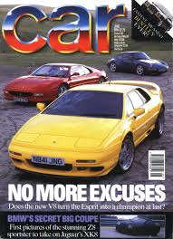 car magazine covers