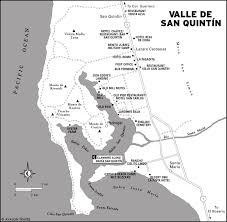 san quintin map