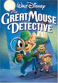disney great mouse detective