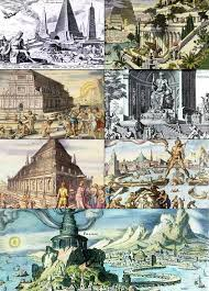 list of 7 wonders of the world