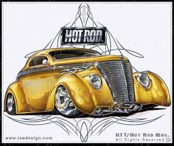Hot Rod design
