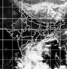cyclonic rainfall