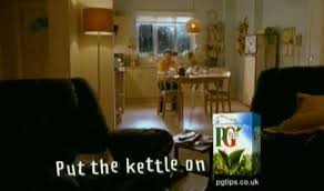 pg tips monkey advert