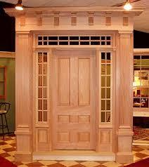 house entrance doors