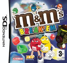 m and ms break em