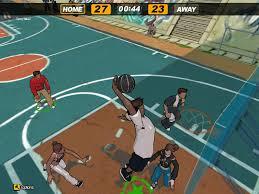 basketball game play