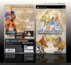final fantasy war of the lions