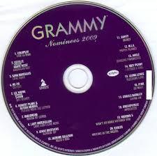 grammy 2009 cd