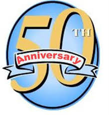 50th church anniversary
