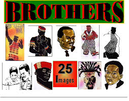 african american clip art