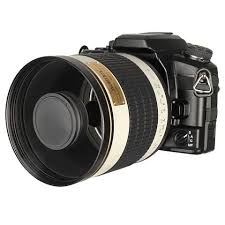 500mm mirror lenses