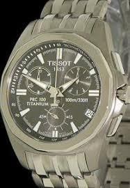 tissot prc 100 titanium chronograph