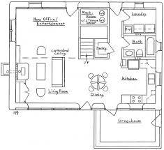saltbox floor plans