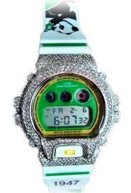 custom g shock watches