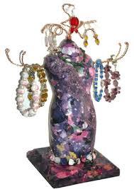 mannequin jewelry holders
