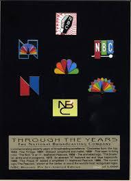 nbc logo history