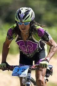 mountain bike racers