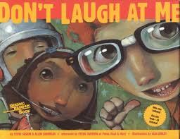 dont laugh at me book