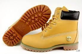 timberland yellow