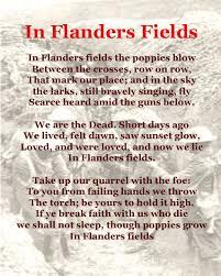 war poem