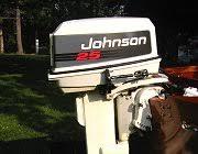 johnson 25 outboard