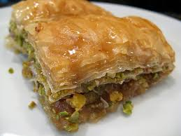 baklava sweet